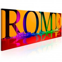 Řím - horké město (120x60 cm) - Murando DeLuxe
