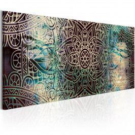 Mandala - uzel míru (135x45 cm) - Bimago