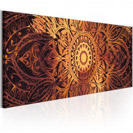 Hodinka mandaly (135x45 cm) - Murando DeLuxe