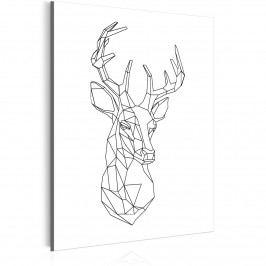 Jelen (30x40 cm) - Murando DeLuxe