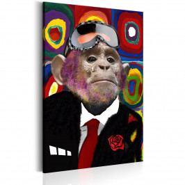 Mr. Monkey (60x90 cm) - Murando DeLuxe