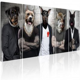 Psí život (150x60 cm) - Murando DeLuxe