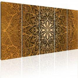 Zajímavá mandala (150x60 cm) - Murando DeLuxe