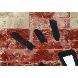 Vícedílný obraz - Londýn (90x60 cm) - Murando DeLuxe