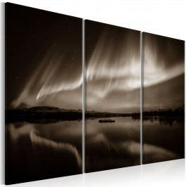 Třídílný obraz - světlo z nebe (90x60 cm) - Murando DeLuxe