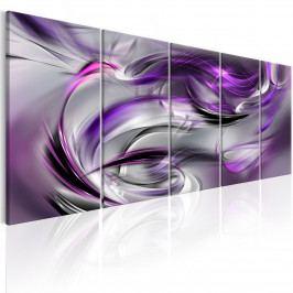 Fialový vítr (150x60 cm) - Murando DeLuxe