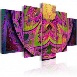 Abstraktní Mandala (200x100 cm) - Murando DeLuxe