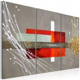 Třídílné obrazy - různé tvary (150x100 cm) - Murando DeLuxe