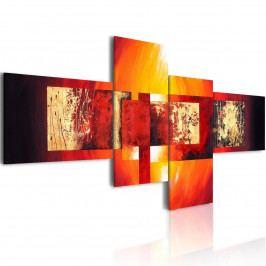 Obrázky v mé hlavě (140x68 cm) - Murando DeLuxe