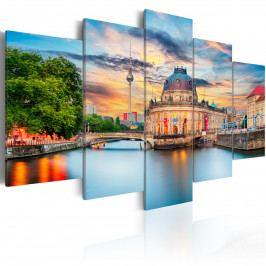 Muzejní ostrov v Berlíně (200x100 cm) - Murando DeLuxe