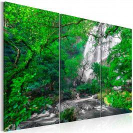 Tajemství lesa (150x100 cm) - Murando DeLuxe