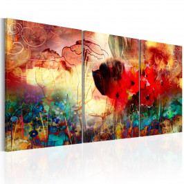 Zahrada barev (120x60 cm) - Murando DeLuxe