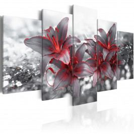Bohyně květin (200x100 cm) - Murando DeLuxe
