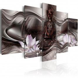 Královna lotosu (200x100 cm) - Murando DeLuxe