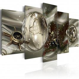 Zlatá Země (200x100 cm) - Murando DeLuxe