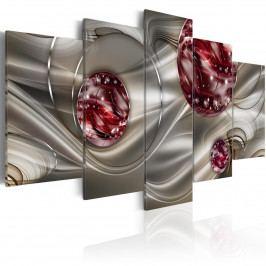 Červené snění (200x100 cm) - Murando DeLuxe