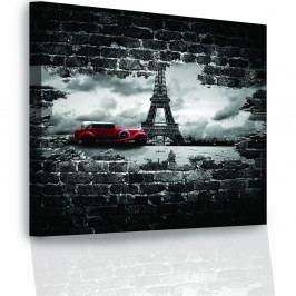 Obraz - Eiffelova věž (150x100 cm) - InSmile ®