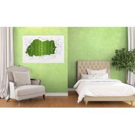 Obraz na stěnu - fotbalové hřiště (90x60 cm) - InSmile ®