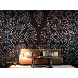 Mandala - Symetrie (150x105 cm) - Murando DeLuxe