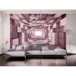 * Světlo na konci tunelu (100x70 cm) - Murando DeLuxe