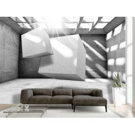 * 3D tapeta kvádry (300x210 cm) - Murando DeLuxe