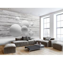 3D tapeta Koule (150x105 cm) - Murando DeLuxe