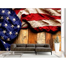 Americký styl (150x105 cm) - Murando DeLuxe