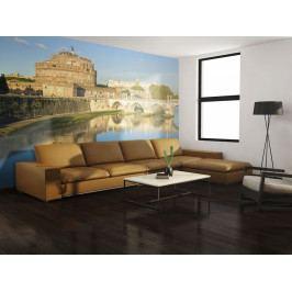Fototapeta Andělský hrad v Římě (150x116 cm) - Murando DeLuxe