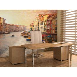 Tapeta Benátky - Canal Grande (150x116 cm) - Murando DeLuxe