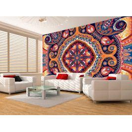 Tapeta Barevná mozaika (150x105 cm) - Murando DeLuxe