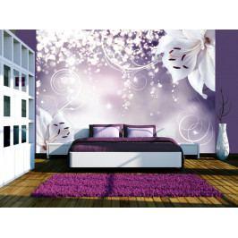 Koketující lilie (150x105 cm) - Murando DeLuxe