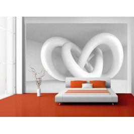 3D tapeta propojení (150x105 cm) - Murando DeLuxe