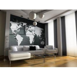 Mechanický svět (150x116 cm) - Murando DeLuxe