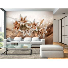 Nugátová lilie (150x105 cm) - Murando DeLuxe