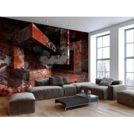 3D tapeta na stěnu (150x105 cm) - Murando DeLuxe