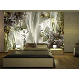 Fototapeta - Tajemný malachit (150x105 cm) - Murando DeLuxe