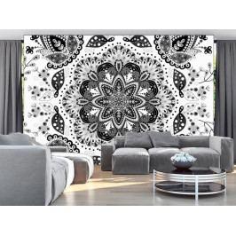Krajková mandala ll. (150x105 cm) - Murando DeLuxe