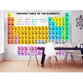 Periodická tabulka prvků (150x105 cm) - Murando DeLuxe
