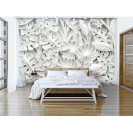 3D tapeta - Zahrada z alabastru (150x105 cm) - Murando DeLuxe