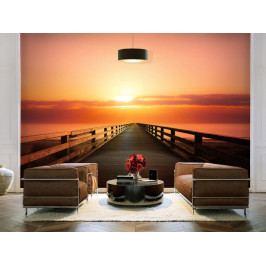 Fototapeta sluneční rituál (150x105 cm) - Murando DeLuxe