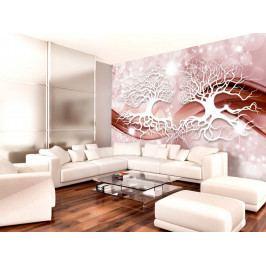 Tapeta milostné kořeny (150x105 cm) - Murando DeLuxe