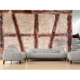 Stará stodola (150x105 cm) - Murando DeLuxe
