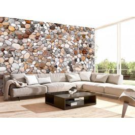 Stěna z kamínků (150x105 cm) - Murando DeLuxe