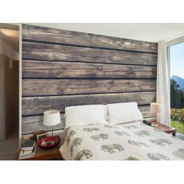 Tapeta motiv dřevo (150x105 cm) - Murando DeLuxe
