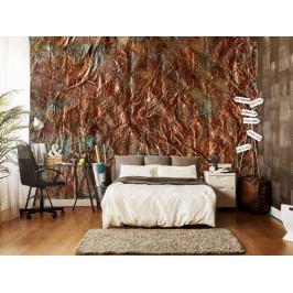Tapeta barevné kovy (150x105 cm) - Murando DeLuxe