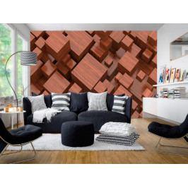 Dřevěná skládanka (150x105 cm) - Murando DeLuxe