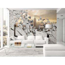 Tapeta New York - překvapení ll. (150x105 cm) - Murando DeLuxe