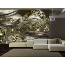 Tapeta šperkovnice lll. (150x105 cm) - Murando DeLuxe