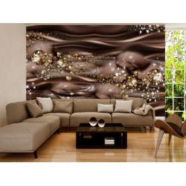 Čokoládová řeka (150x105 cm) - Murando DeLuxe