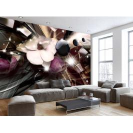 Tvůrčí nepořádek (150x105 cm) - Murando DeLuxe